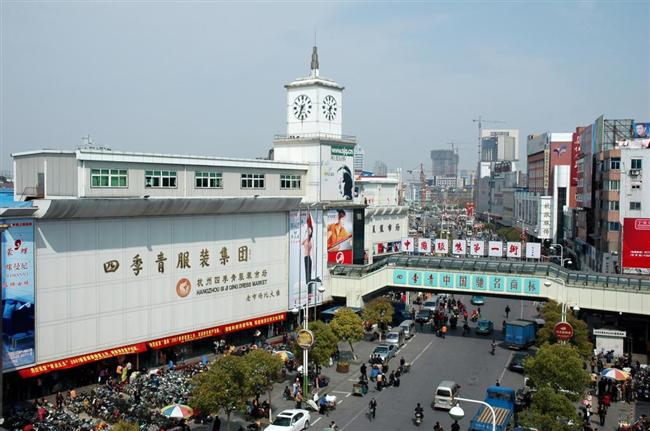 杭州四季青服装批发市场_四季青服装批发市场在哪儿怎么去