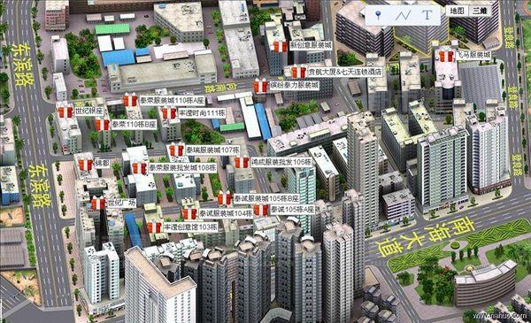 深圳南油服装批发市场_南油服装批发市场在哪儿怎么去