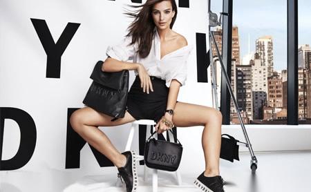 DKNY品牌折扣女装尾货批发_女装批发