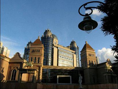 乌鲁木齐丹璐时尚广场_丹璐时尚广场在哪儿怎么去