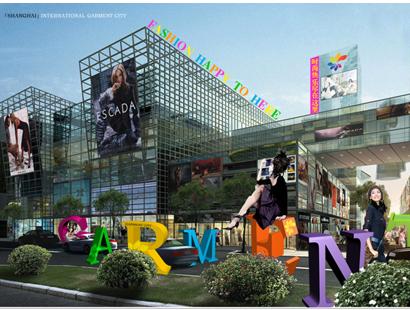 上海金山服装城_金山服装城在哪儿怎么去