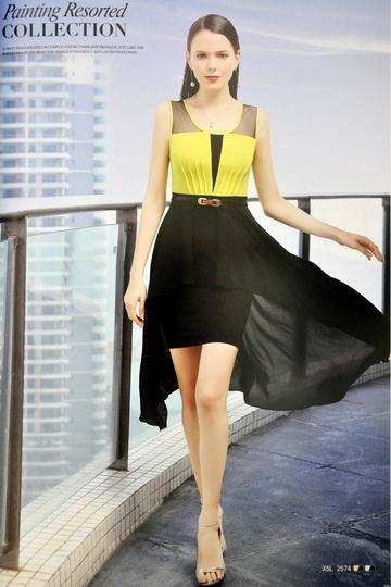 2020新款女装西索例格专柜正品库存套装连衣裙批发