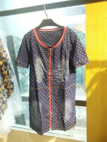 纯连衣裙高端欧洲站风格夏装新款时尚女装