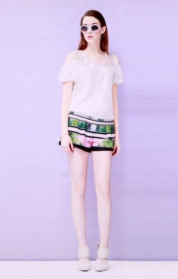 新到春夏装连衣裙芳菲儿广州高端品牌尾货批发