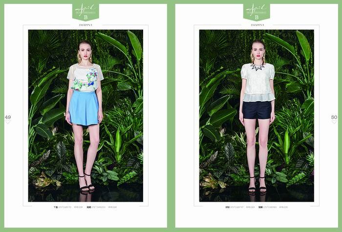 杭州品牌尾货海贝20夏装连衣裙到货分发中