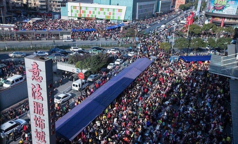 杭州四季青年末拿货攻略
