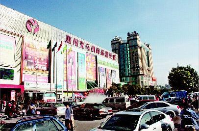 惠州南岸服装批发市场_南岸服装批发市场在哪儿怎么去