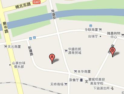阳泉新泉中服饰广场_新泉中服饰广场在哪儿怎么去