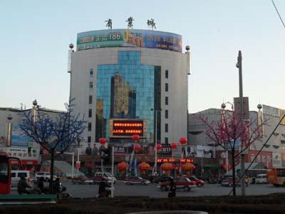 朝阳朝阳商业城_朝阳商业城在哪儿怎么去