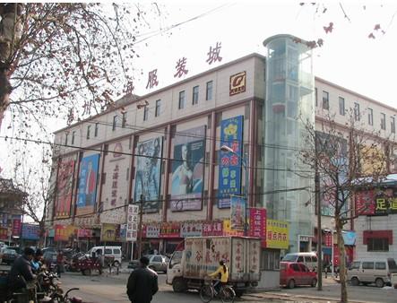 淄博淄博上海服装批发城_淄博上海服装批发城在哪儿怎么去