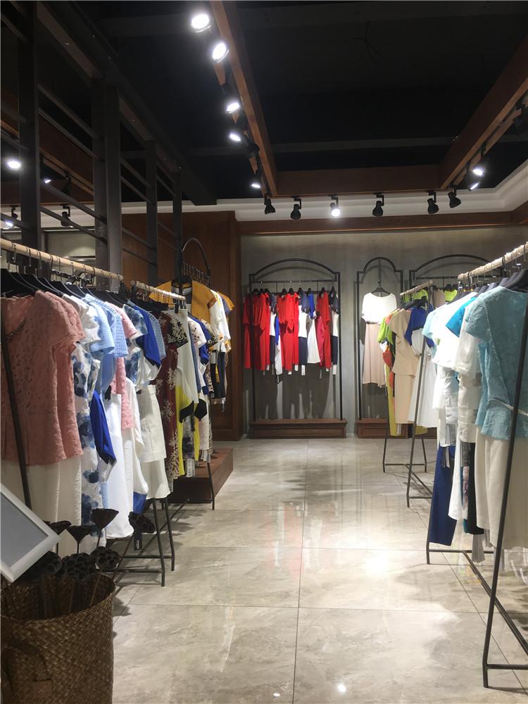 北京一线品牌戴布拉芬20夏装女装批发