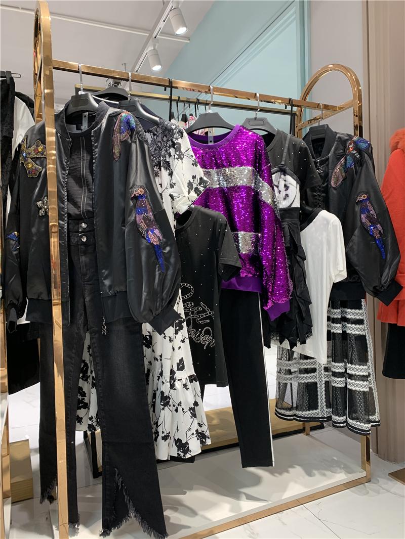 虎门服装加盟女装库存服装批发直播女装一手货源