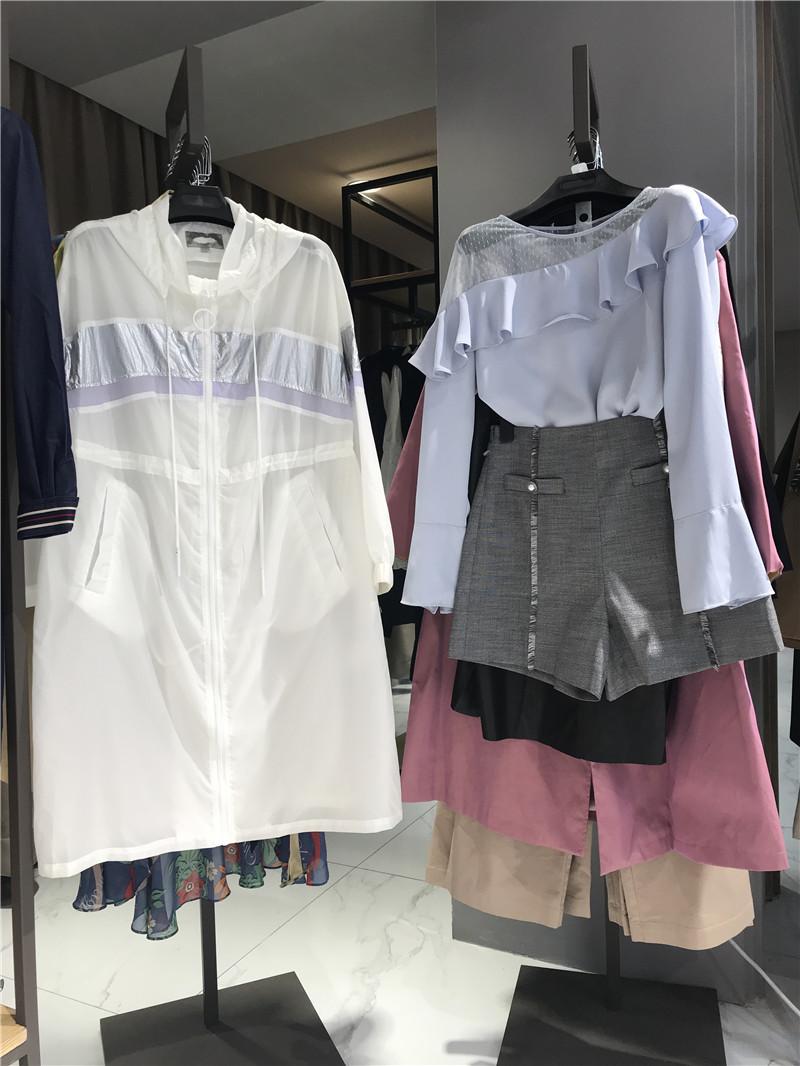品牌女装加盟折扣公司石井尾货直播女装一手货源