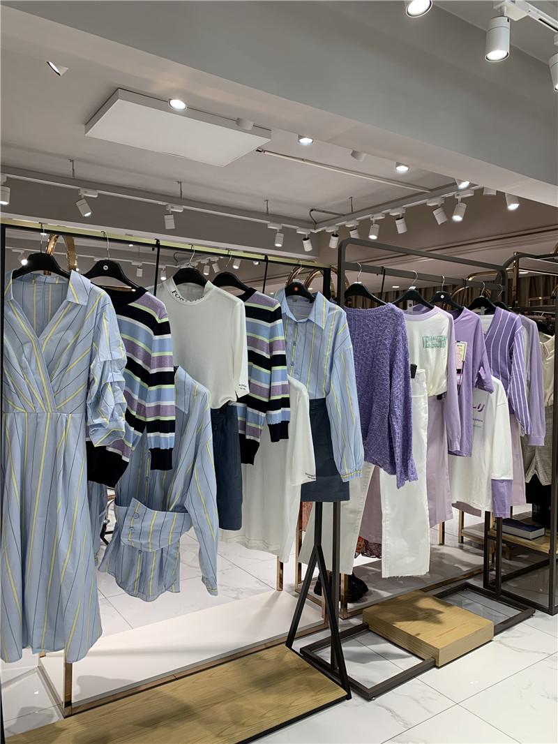ENRUINI恩瑞妮品牌折扣女装货源直播女装一手货源