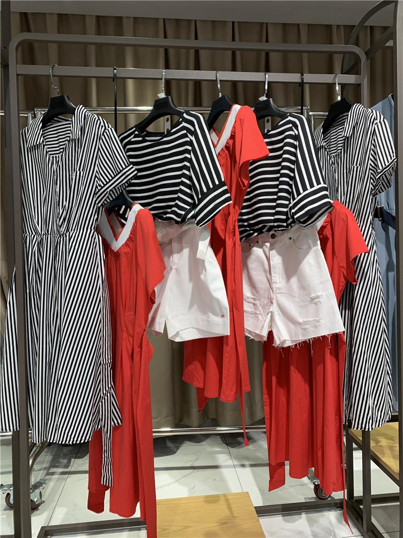 恩瑞妮品牌折扣女装批发生产厂家货源代理直播女装一手货源