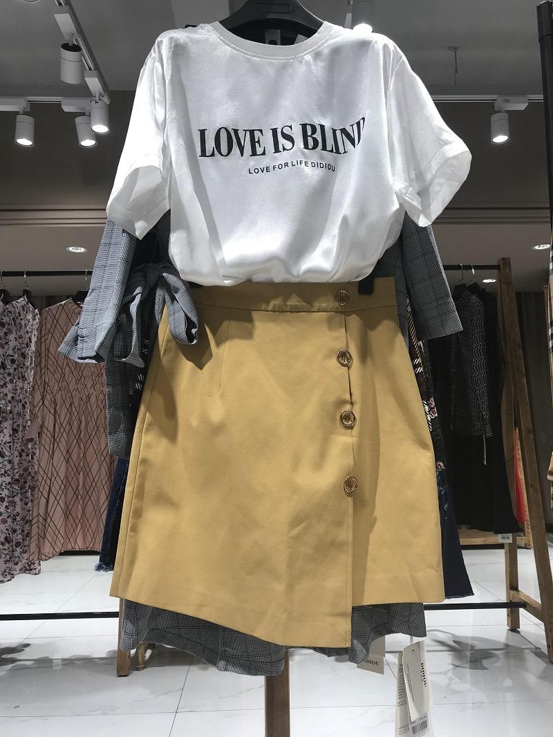 迪笛欧女装品牌折扣店生产厂家货源代理直播女装一手货源