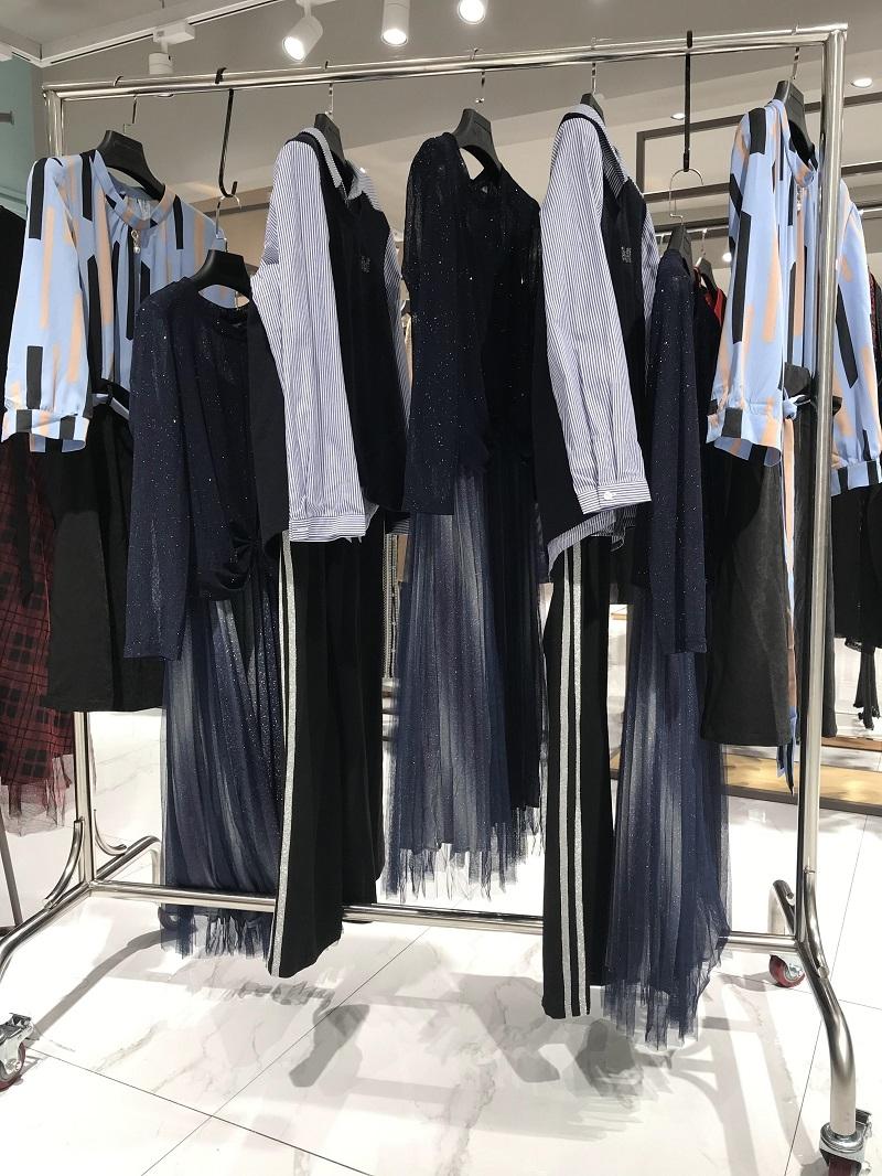 博怡思妍女装折扣店专柜正品货源渠道直播女装一手货源