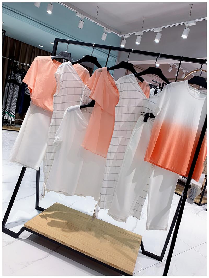 艺素国际品牌折扣服饰工厂直销免费代理直播女装一手货源