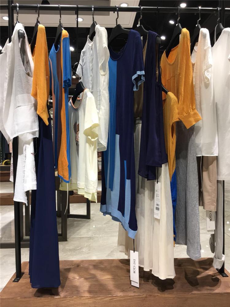 上海出名品牌尘色又到新货了2020年专柜夏装