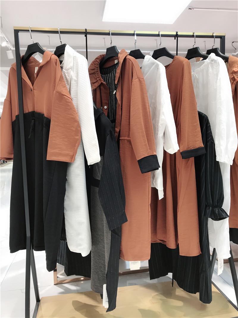 品牌折扣店加盟直播女装一手货源