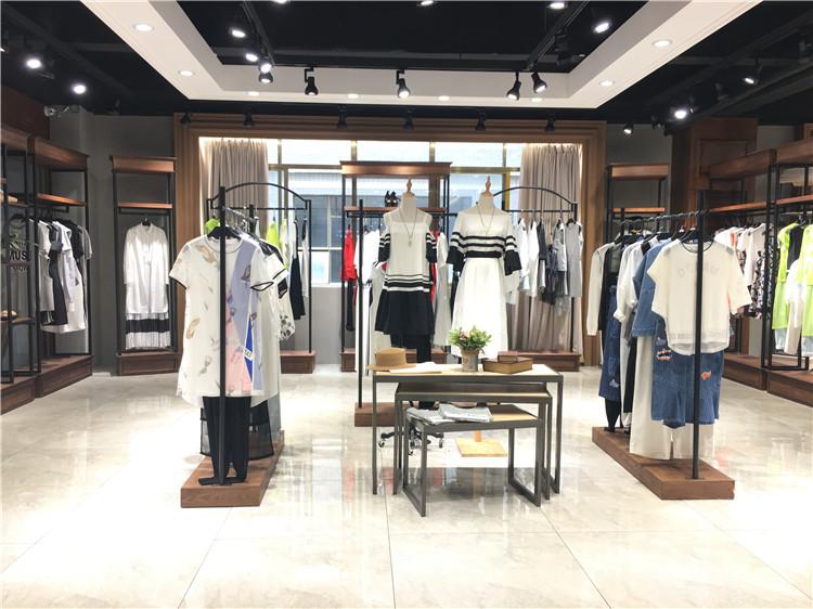 上海时尚女装品牌婉甸20年夏装尾货批发