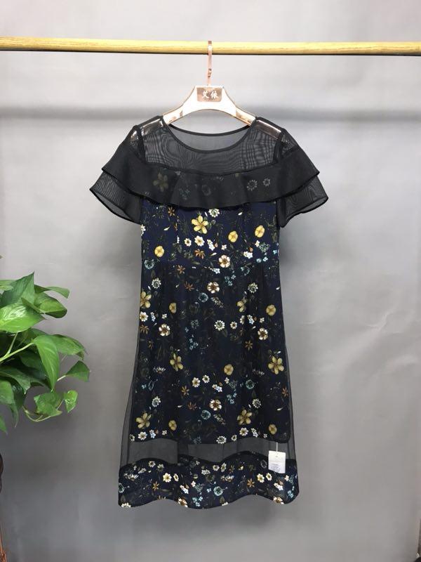 梵姿2020品牌折扣夏装折扣女装尾货哪里拿货
