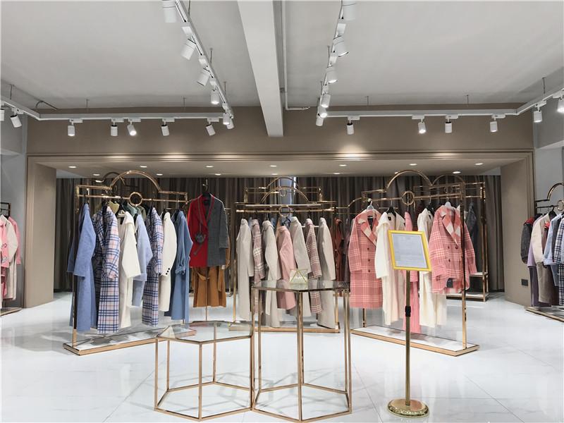 重庆逛街买衣服攻略快手直播女装尾货