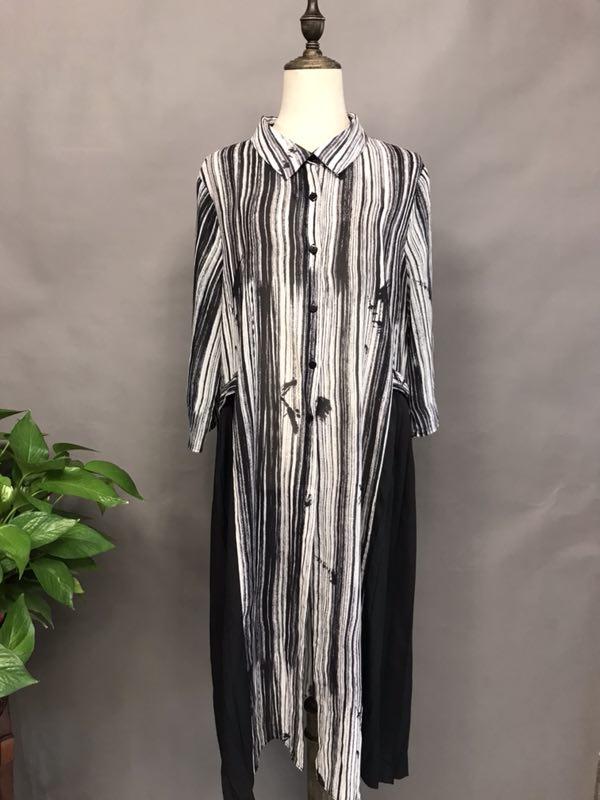 沐恩2020年夏装展示时尚折扣批发折扣女装尾货哪里拿货