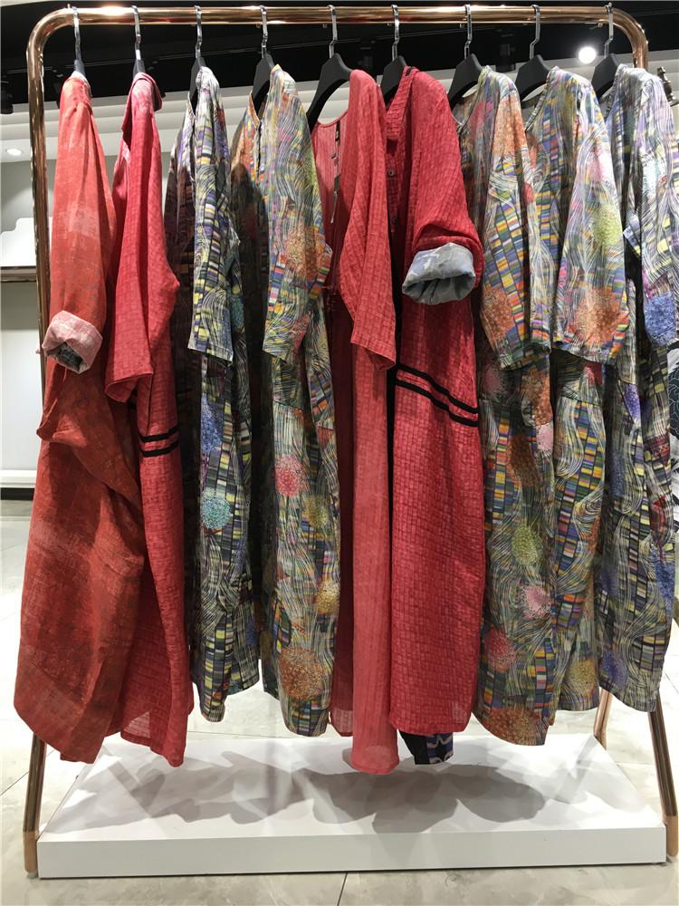 一手货源批发金兆成2020年春装品牌女装尾货