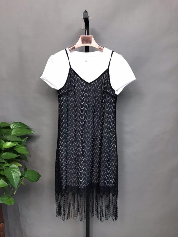 博怡思研2020年夏装时尚女装折扣批发折扣女装尾货哪里拿货
