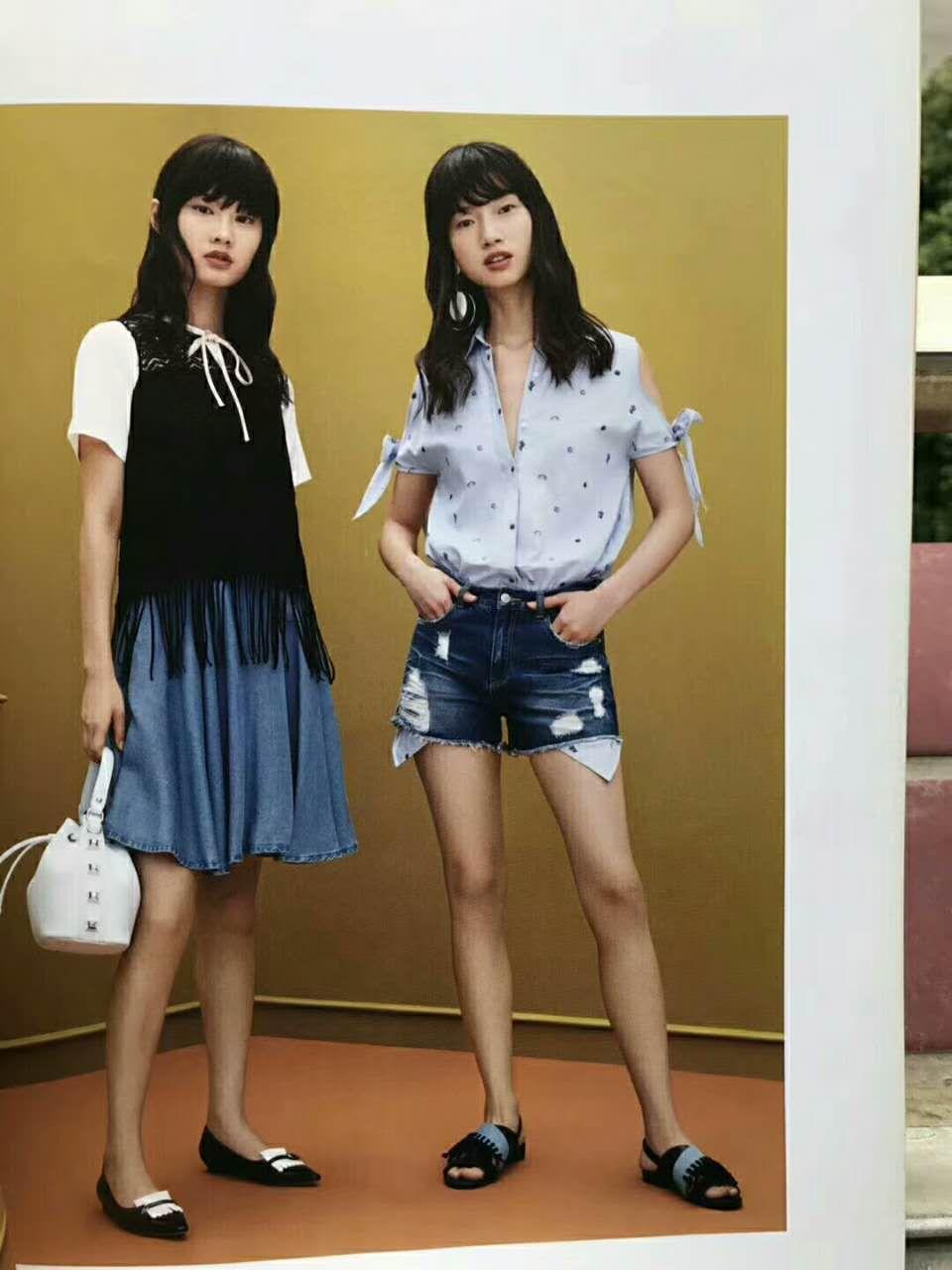 太平鸟2020年夏装品牌折扣女装批发尾货库存批发折扣女装尾货哪里拿货