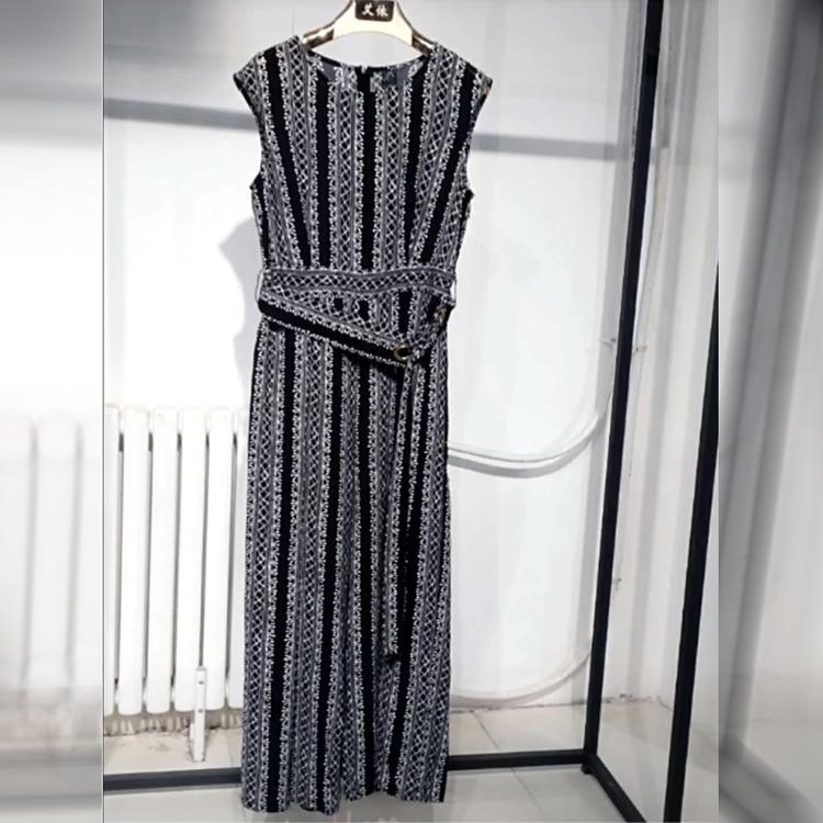 珂雯娜2020夏装女装官网品牌折扣尾货库存批发折扣女装尾货哪里拿货