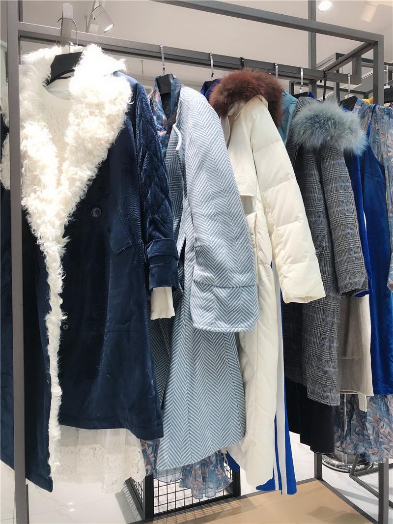 蒂言女装品牌折扣店专柜正品货源渠道抖音直播女装货源