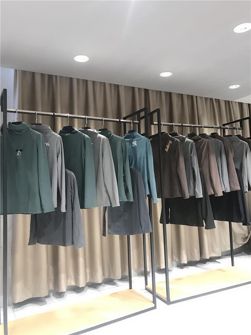 德绒上衣品牌女装折扣店生产厂家货源代理抖音直播女装货源