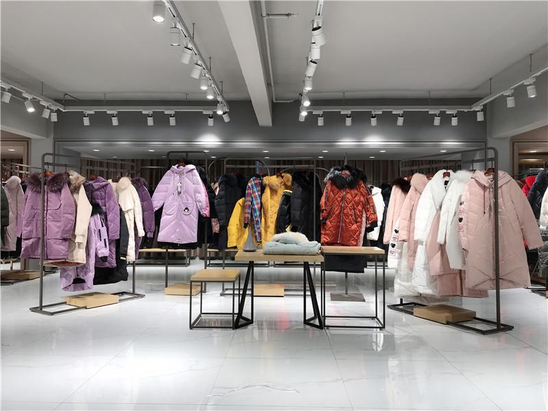 艾零度品牌折扣女装批发工厂直销免费代理抖音直播女装货源