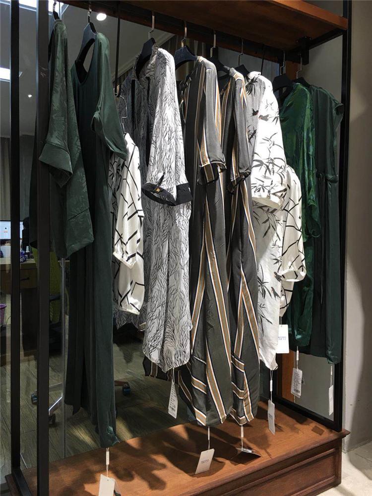 高端大码真丝系列连衣裙【凯撒贝雷 Kaisaber】20夏装
