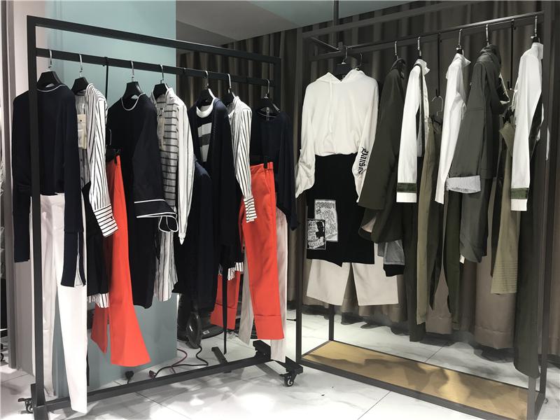 梵凯FANKAI品牌折扣店女装生产厂家货源代理抖音直播女装货源