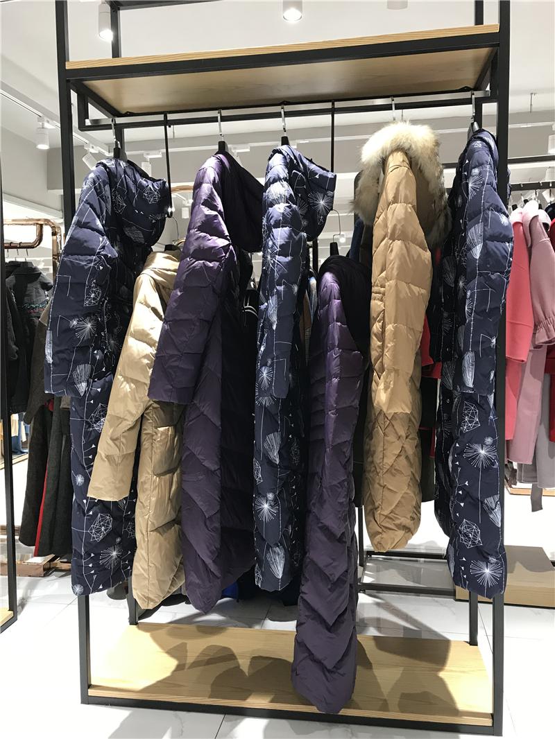 VAILREID羽芮女装品牌折扣店专柜正品货源渠道抖音直播女装货源