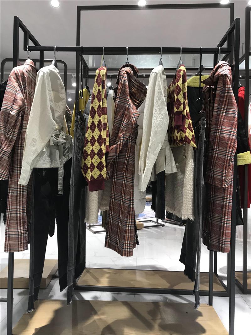 MIZU米祖品牌折扣批发厂家货源服装代理抖音直播女装货源