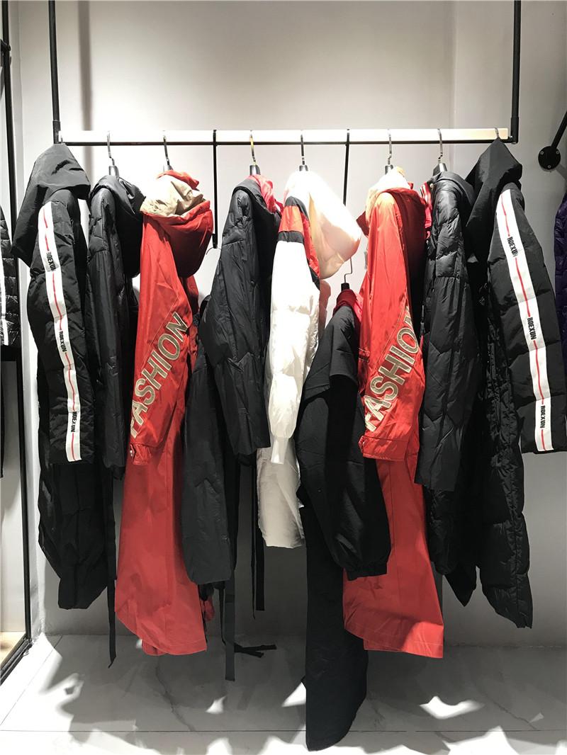 诺羽萱品牌折扣批发厂家货源服装代理抖音直播女装货源