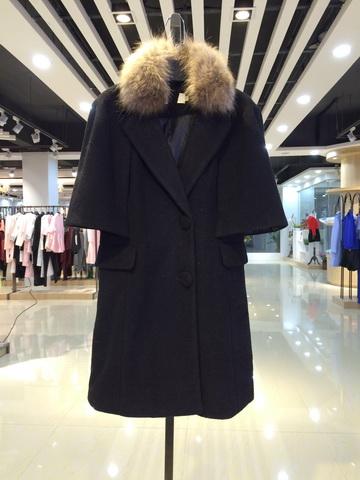 供应魔美名作品牌女装折扣批发广州一线品牌女装工厂尾货大衣棉衣