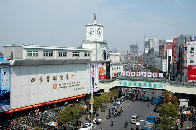 杭州服装批发市场淘货攻略以及拿货技巧!比广州还实惠