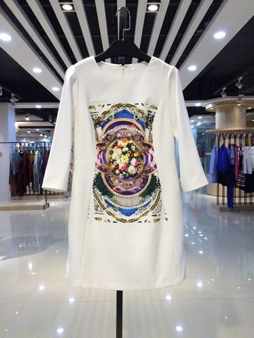 广州歌莉娅女装品牌库存尾货批发折扣店货源供应
